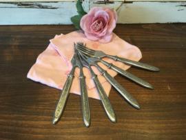 6 oude vorken
