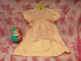 Vintage babyjurkje