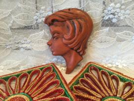 Vintage kopje van aardewerk
