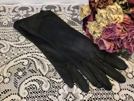 Zwarte handschoentjes