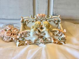 Barok stijl bureaubakje