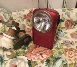 Vintage zaklamp