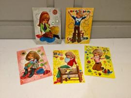 Jaren 70 kaarten