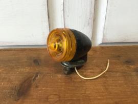 Vintage fietslampje