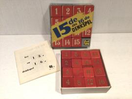 Het 15e en 16e denkspel, 1965