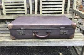 Antieke koffer, Vulkan fiber