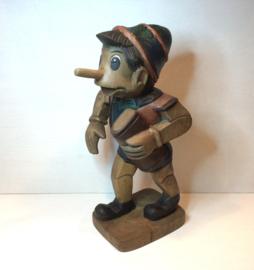 Pinocchio van hout