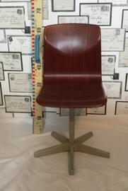 Galvanitas Thur of seat stoeltje, vintage
