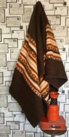 Vintage dralon deken
