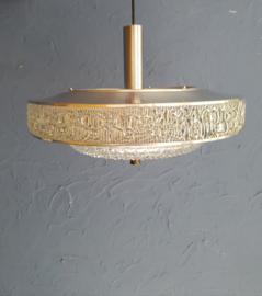 Herda 'vliegende schotel' lamp, Space Age