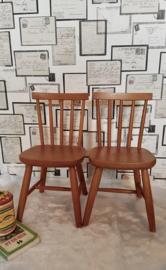 Vintage stoeltjes van Herlag