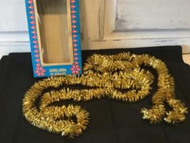 Vintage kerstslinger