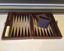 Reis editie Backgammon