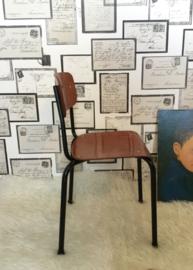 Vintage schoolstoeltje van Marko