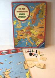 Reis door Europa 1975