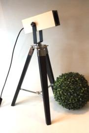 Philips lampje op statief
