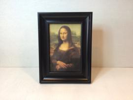 Prentje Mona Lisa