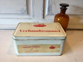 Verbandtrommel van Brocades