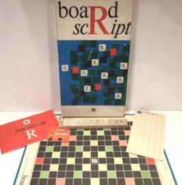 Board script Jumbo 1964