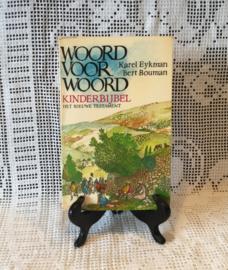 Woord voor woord kinderbijbel