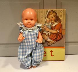 Vintage babypopje
