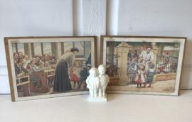 Oude prentjes Cornelis Jetses, Ot en Sien