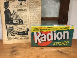 Radion wasmiddel