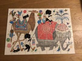 Jip en Janneke puzzel 1985