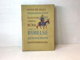 Anne de Vries kleuter vertelboek