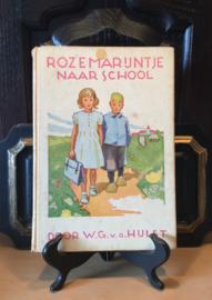 Rozemarijntje naar school