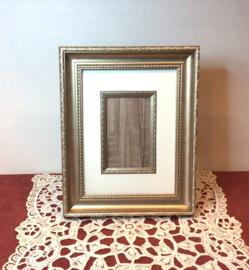 Prachtige houten fotolijst