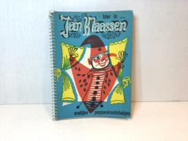 Jan Klaassen, poppenkaststukjes