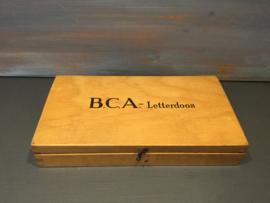 Letterdoos van B.C.A.