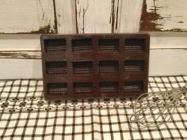 Bakeliet chocoladevorm