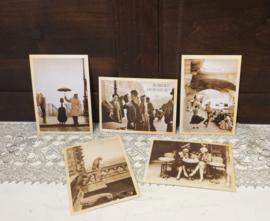 Nostalgische sfeer kaarten (nieuw)