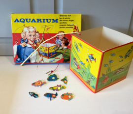 Hengelspel, aquarium