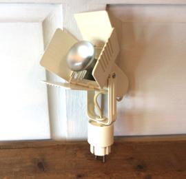 Vintage stopcontact lampje