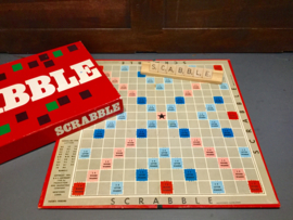 Scrabble, vintage uitvoering