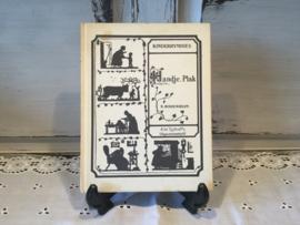 Boekje met oude rijmpjes