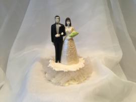 Bruidstaart topper