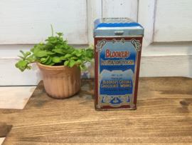 Blooker's cacao blikje