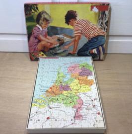Provincie puzzel