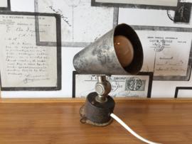 Industriëel wandlampje