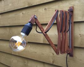 Jaren 50 schaarlamp