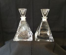 Kristallen karafjes