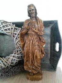Jezusbeeld van gips