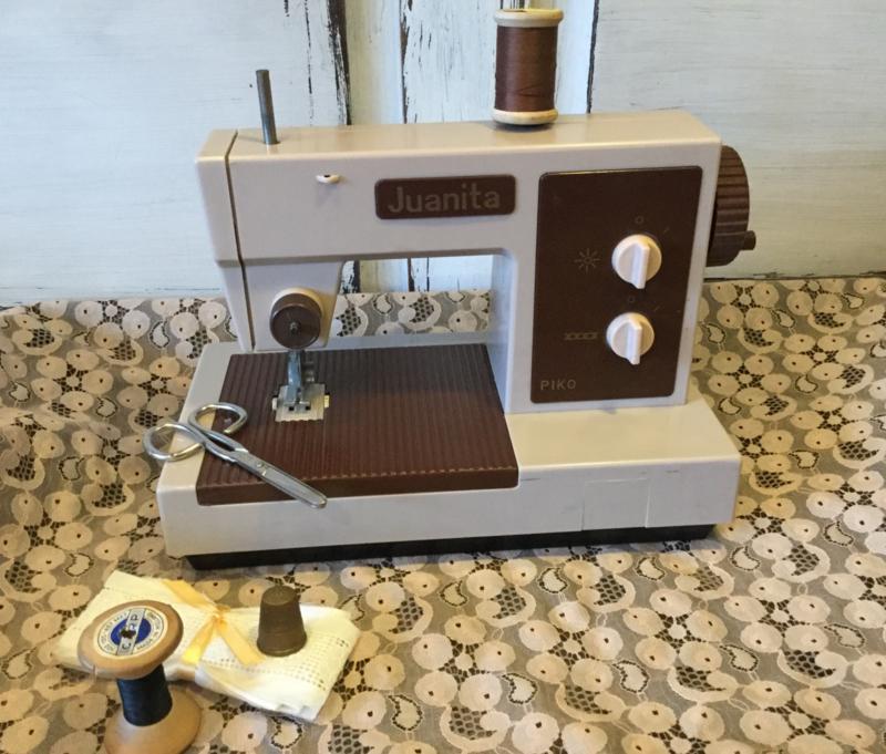 Kindernaaimachine jaren 70