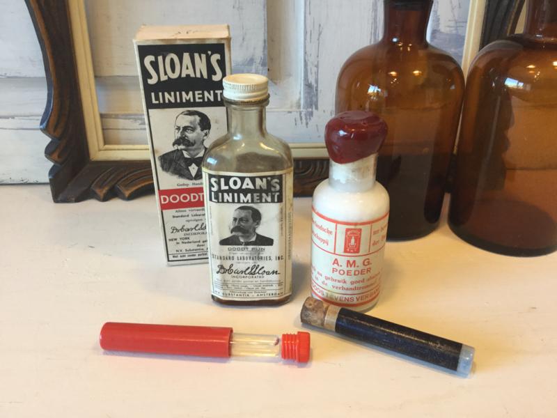 Oude medicatie