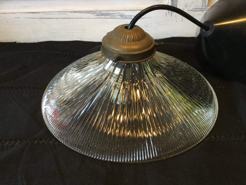 Oud Glazen Lampekapje.Oude Glazen Lampenkap Verlichting Lampenkappen The New