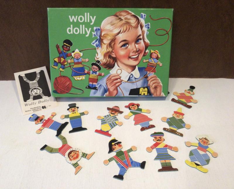 Wolly Dolly, Jumbo